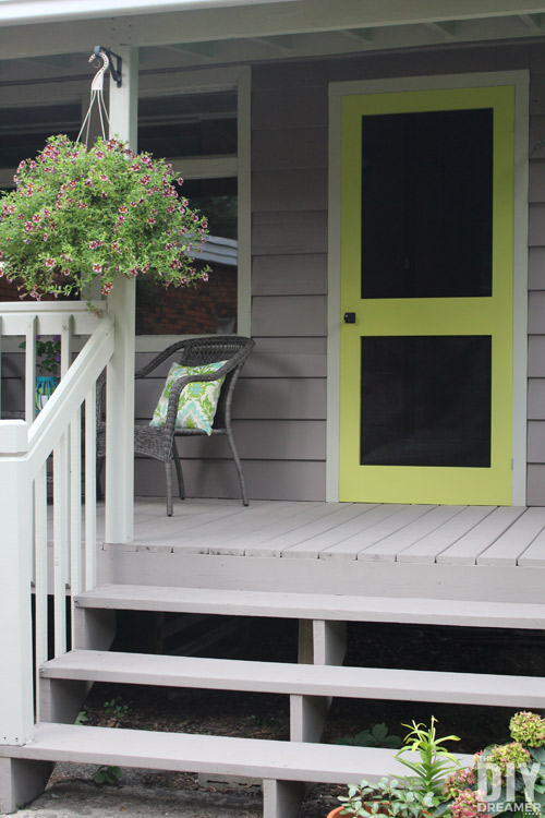 Simple Building Projects to Add Character to Your Home - How to Build a Screen Door by The DIY Dreamer