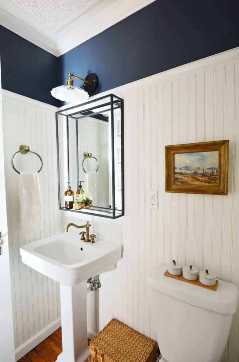 Simple Building Projects to Add Character to Your Home - How to Install Beadboard Paneling by Simplicity in the South