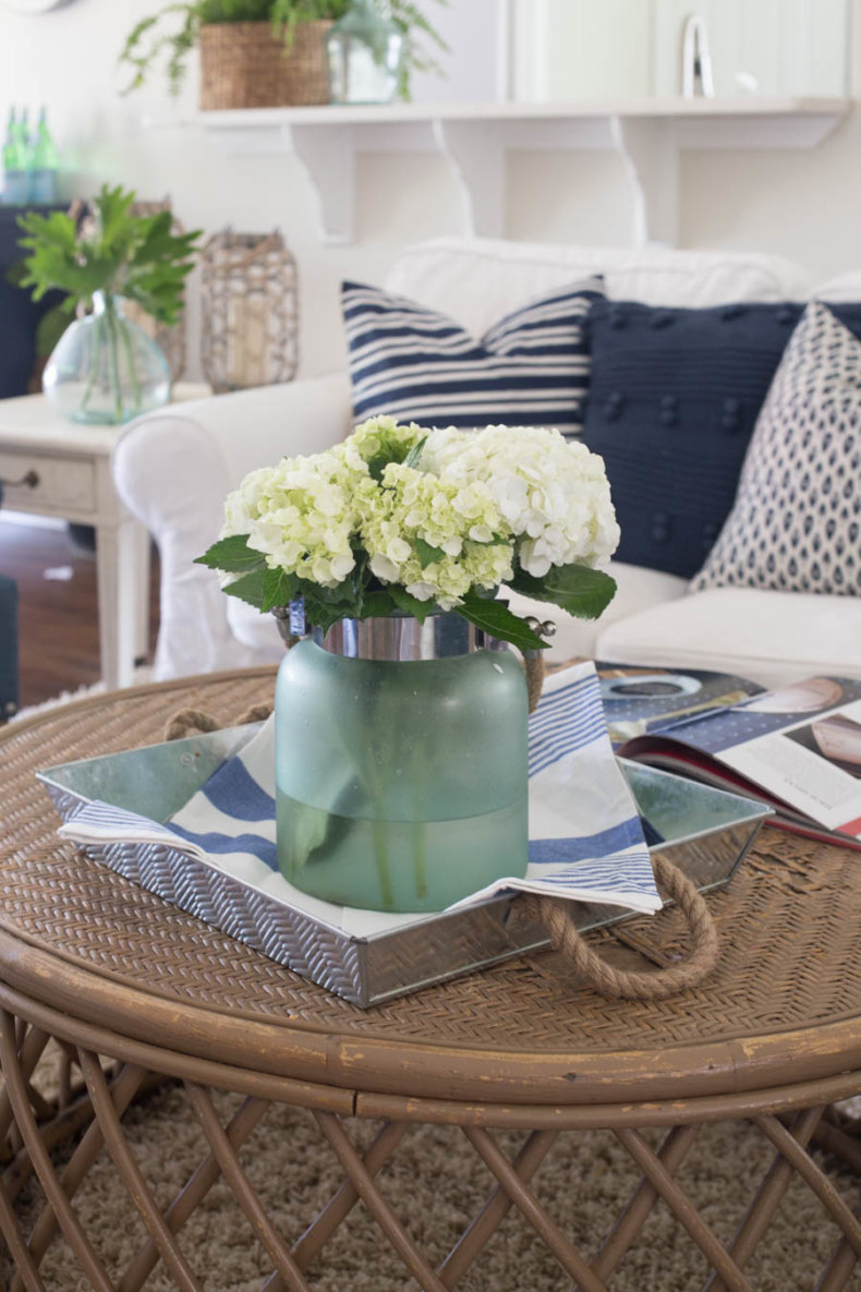 Summer Decor Ideas - Summer Decorating Tips by Making Home Base
