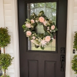 Summer Wreath Ideas - Wreath Hack by Home Stories A to Z