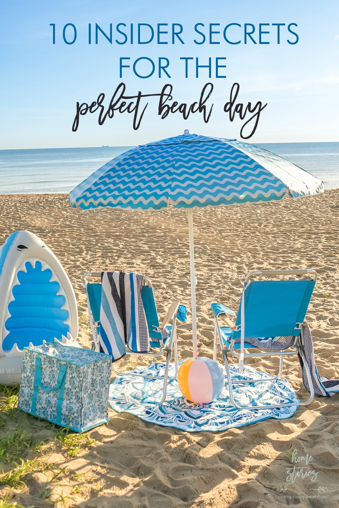 insider tips for planning beach day