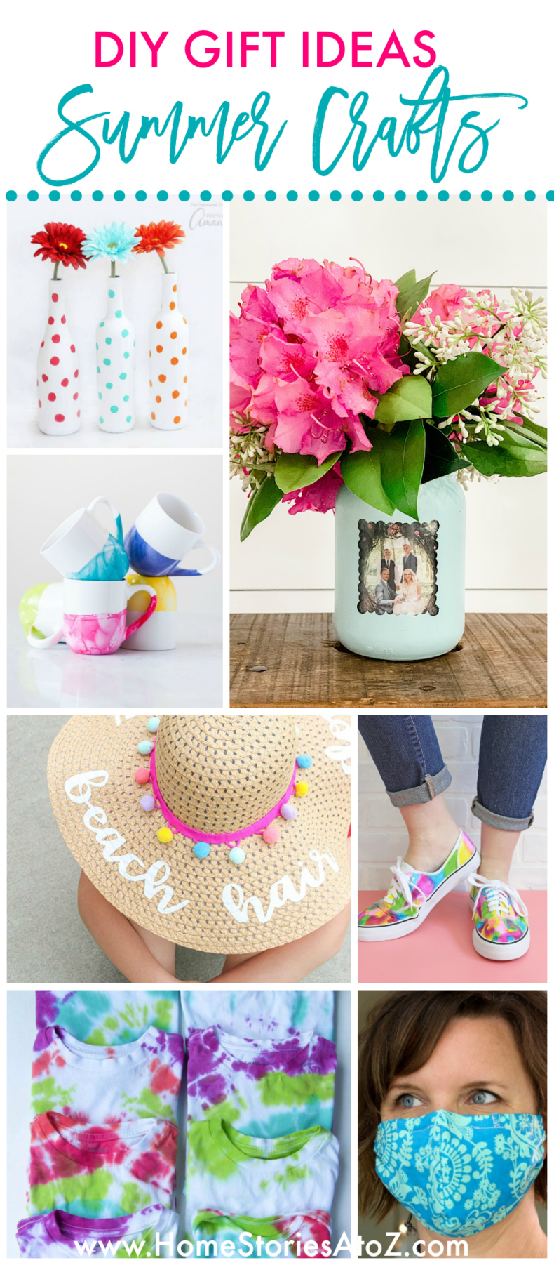 Diy Gift And Craft Ideas Fun Crafts To Create This Summer