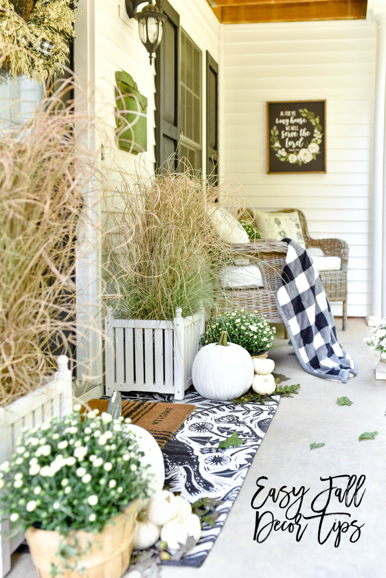 7 Easy Fall Decor Tips Gorgeous Simple Fall Inspiration For Your Home
