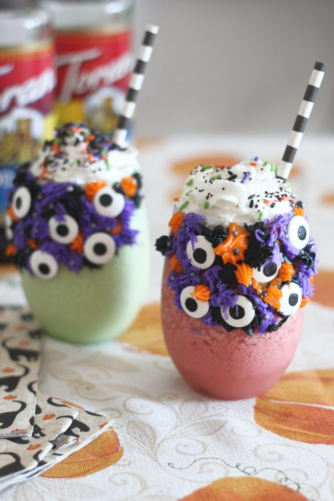 21 Halloween Treats - Monster Frappe by Sparkle Living