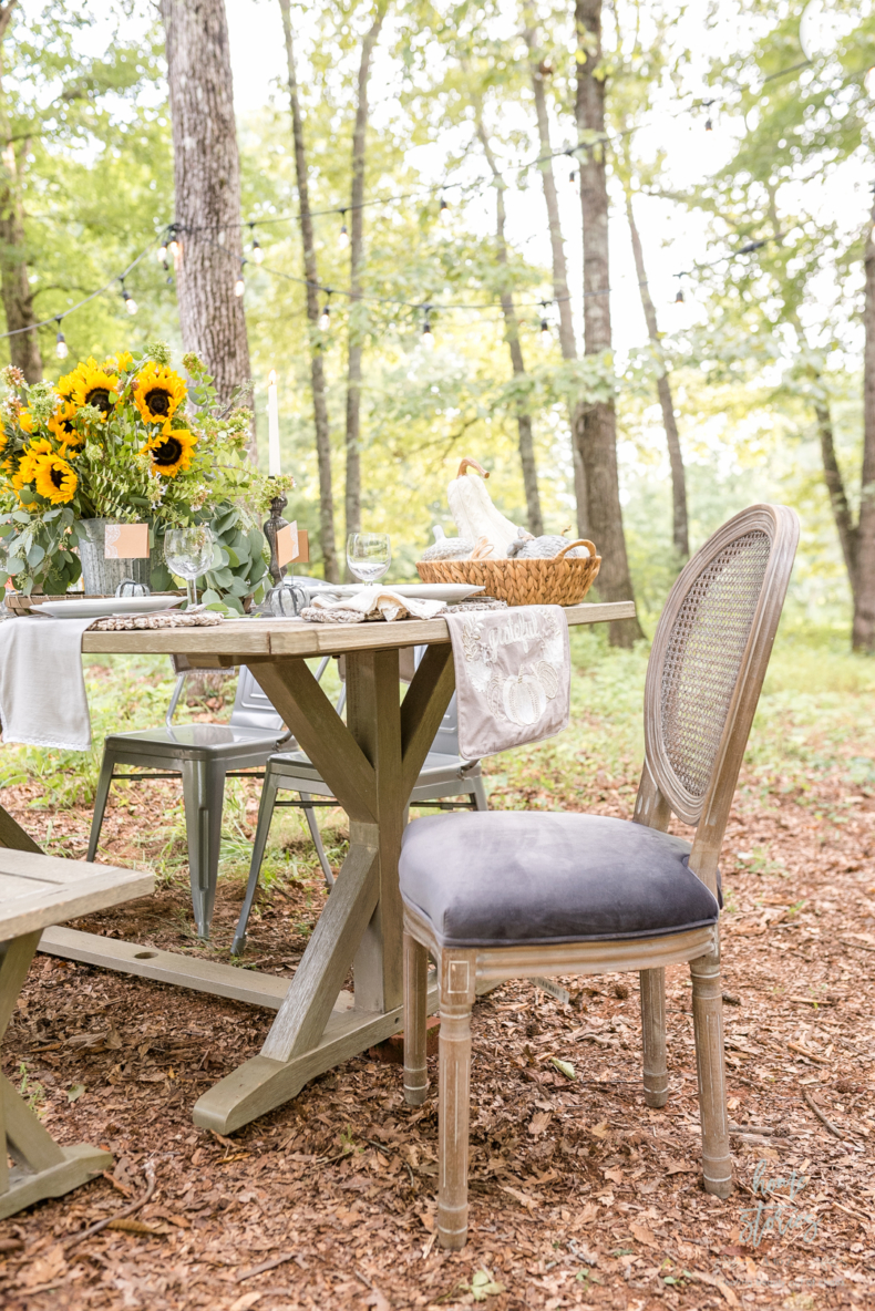 Fall and Thanksgiving Tablescape Tips - Home Stories A to Z