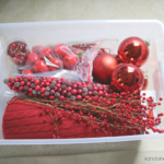 Christmas Decoration Storage Tips - Storing Christmas Ornaments by Sand & Sisal