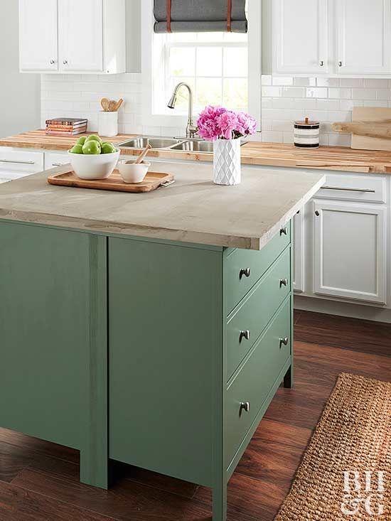 Kitchen Island Paint Colors Gorgeous Paint Colors For Your Kitchen