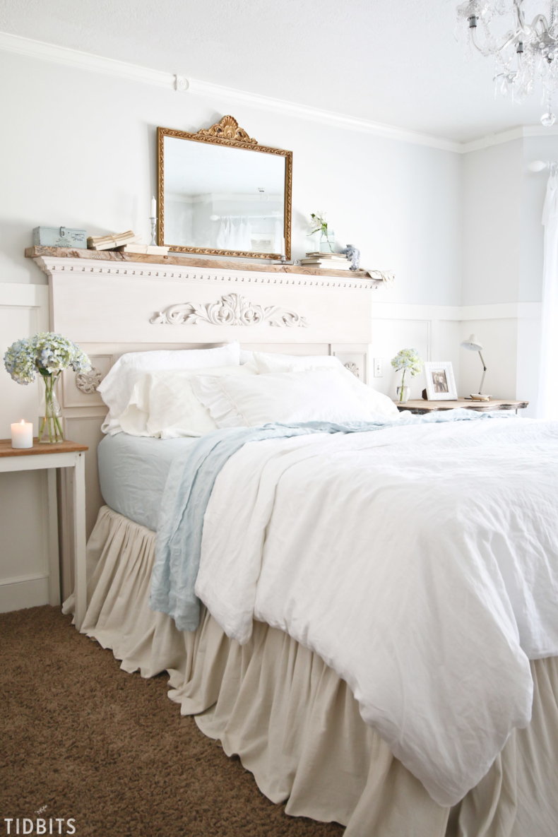 French Country Bedroom by Tidbits