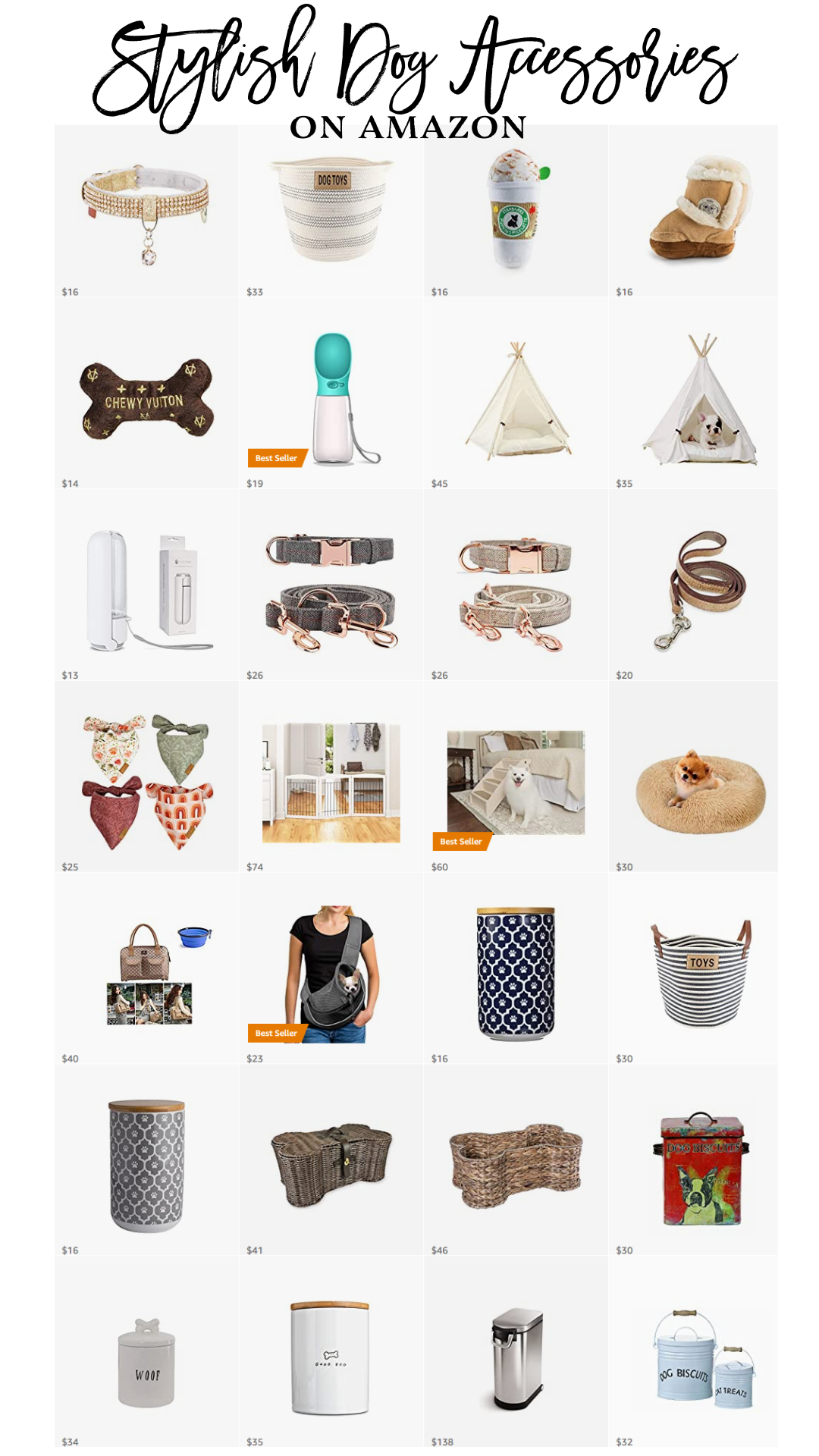 Stylish-Dog-Accessories-on-Amazon
