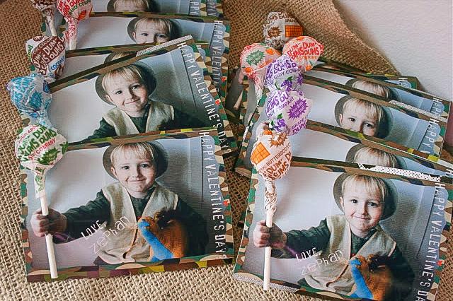 sucker photo valentine