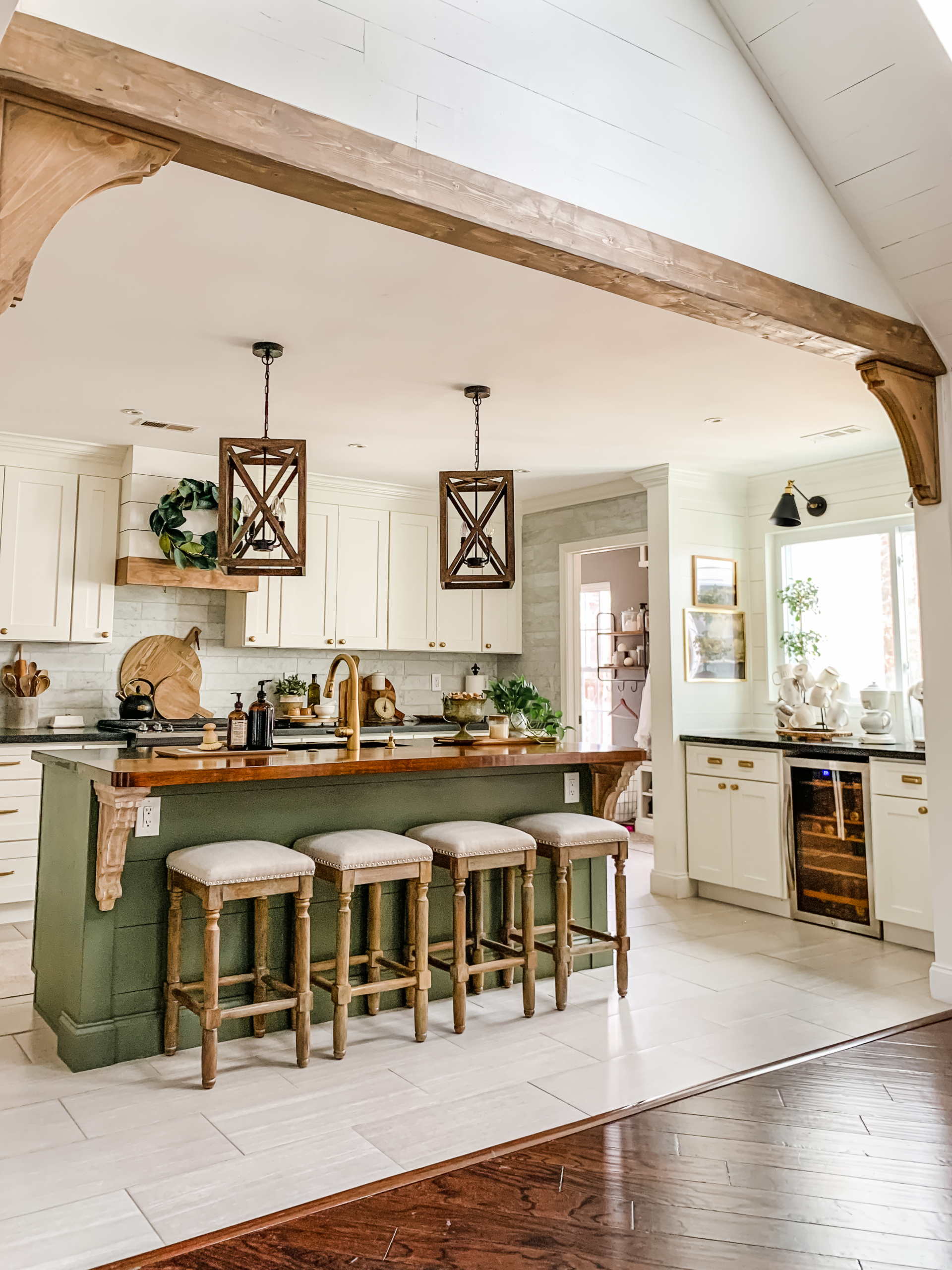 kitchen beam tutorial