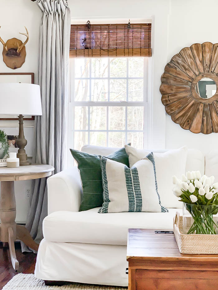 Spring Decor Ideas - Spring Home Tour by Rooms for Rent