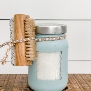 Teacher Gift Ideas - Mason Jar Gift by Home Stories A to Z