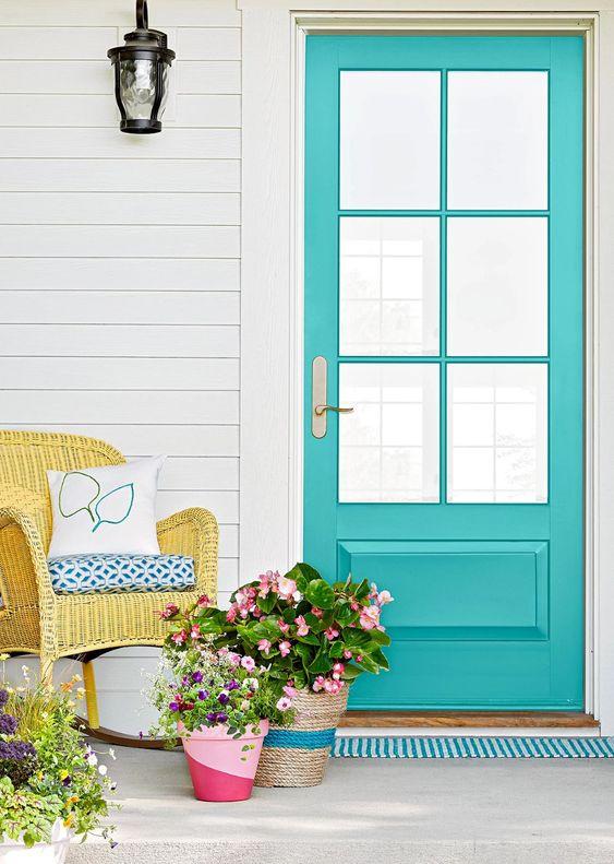 Blue Door Colors - BHG