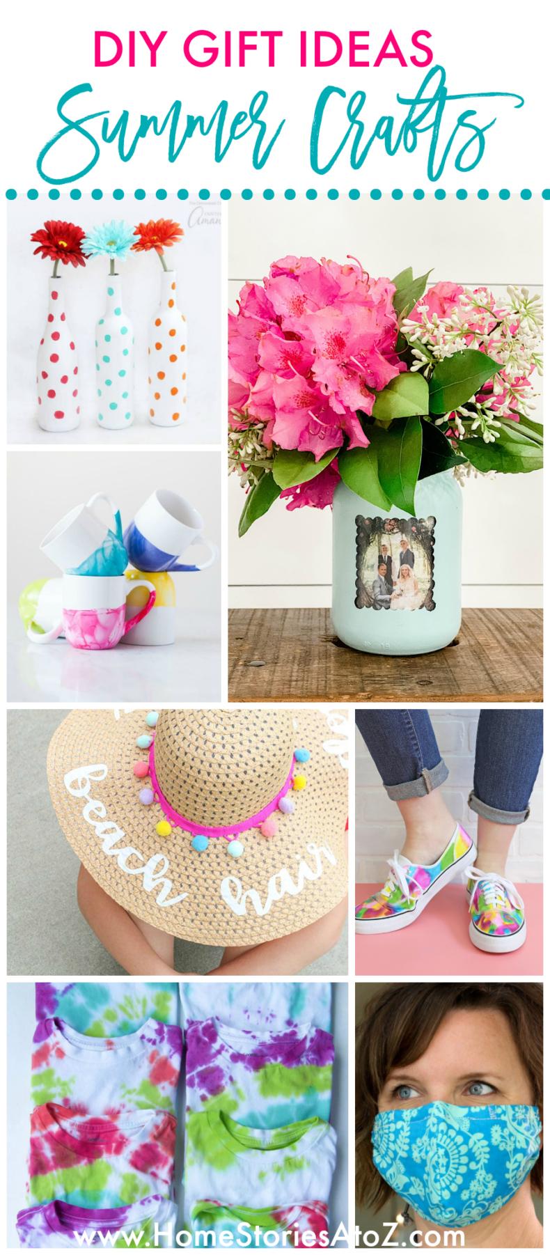 DIY Gifts - Summer Ideas