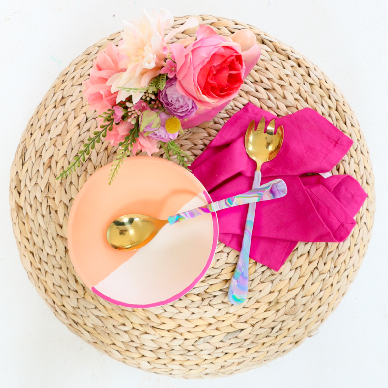 DIY Wedding Gifts - Polymer Clay Utensils by Akailo Chic Life