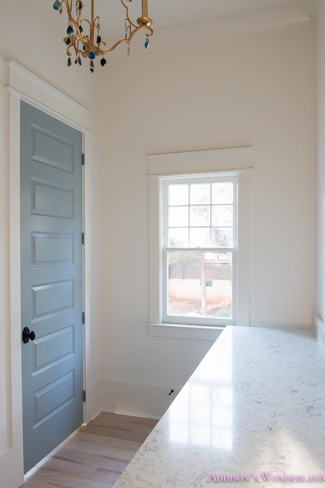 Neutral Interior Door Paint Colors - Addison's Wonderland