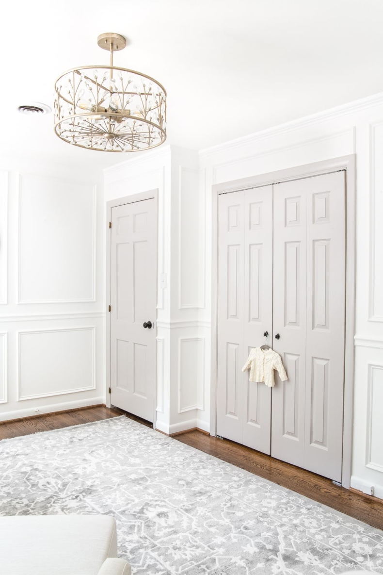 Neutral Interior Door Paint Colors - Bless'er House