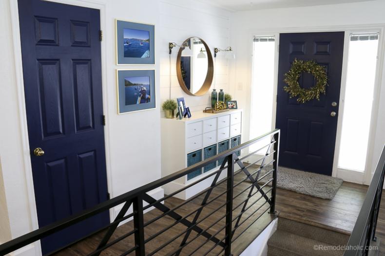 Neutral Interior Door Paint - Remodelaholic