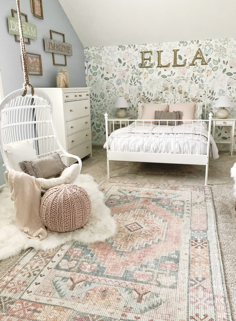 Wallpaper Inspiration - Kids Bedroom by Bless This Nest