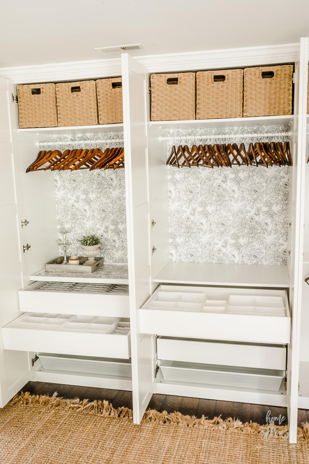 closet drawer organizers ikea pax