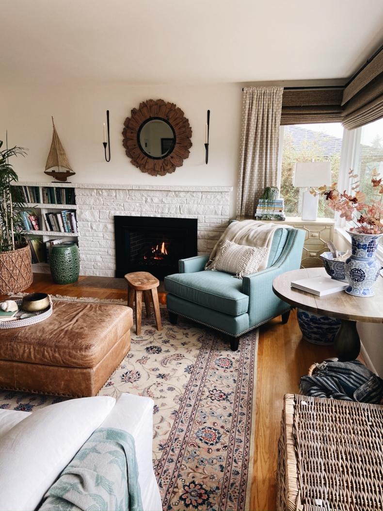 Fall Decor Ideas - Fall Decorating Tips by The Inspired Room