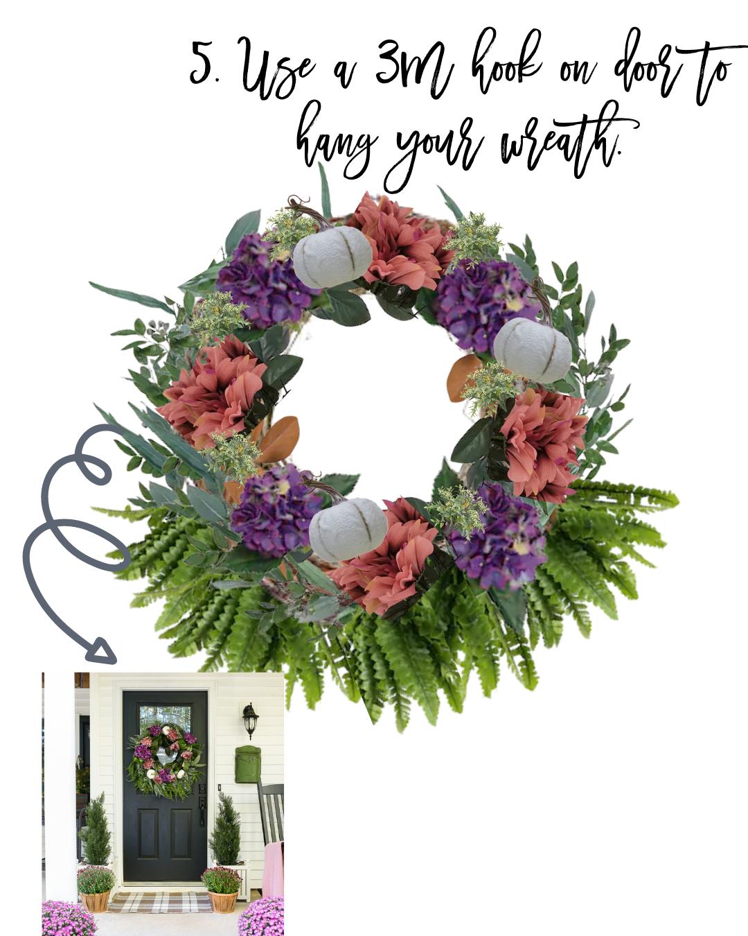 DIY Fall Wreath Tutorial